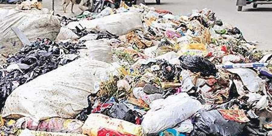 Image result for latest images of BBMP files 162 cases against garbage litterers in Bengaluru