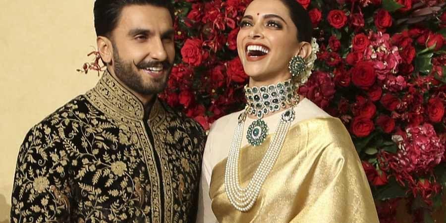 WATCH: In sappy speech, Ranveer tells Deepika he 'married ...