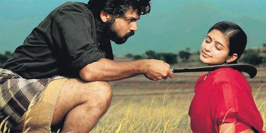 paruthiveeran movie