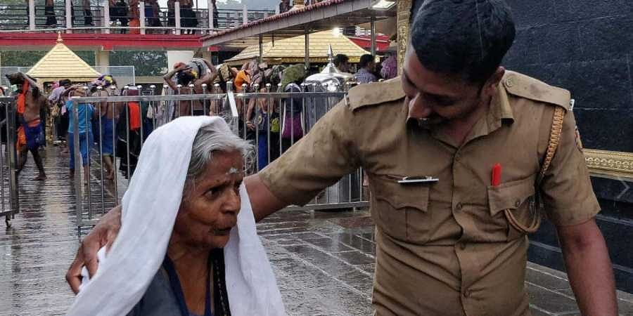 WATCH | Kerala police release video of 'happy' pilgrims from