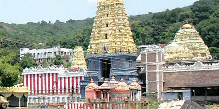 Image result for Simhachalam Temple temple