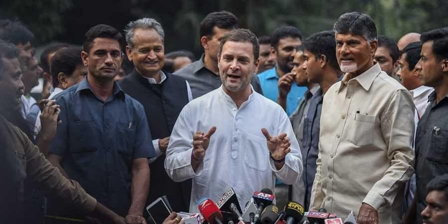 Image result for chandra babu rahul