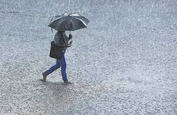Image of rain used for representational purpose only.