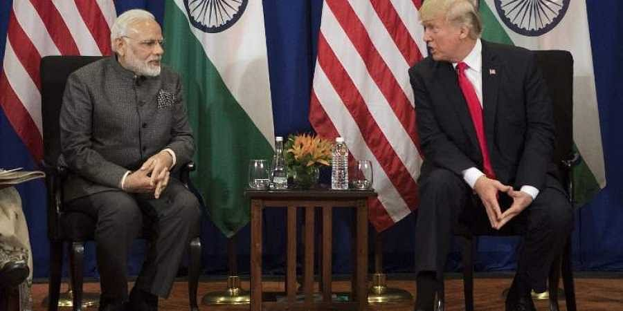 Trump says 'looking forward' to meeting with new Pakistan leadership 'very soon'