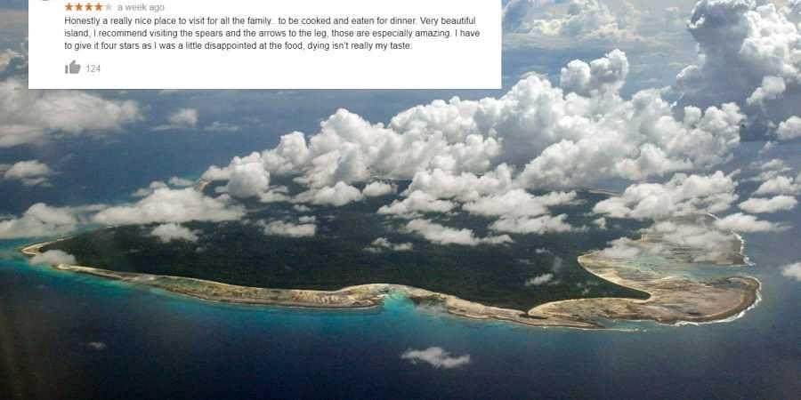 Planning to visit Sentinelese Island like US Missionary John
