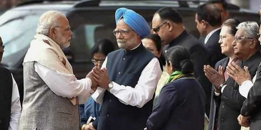 Government's official backseries data lowers GDP growth rates for the UPA regime