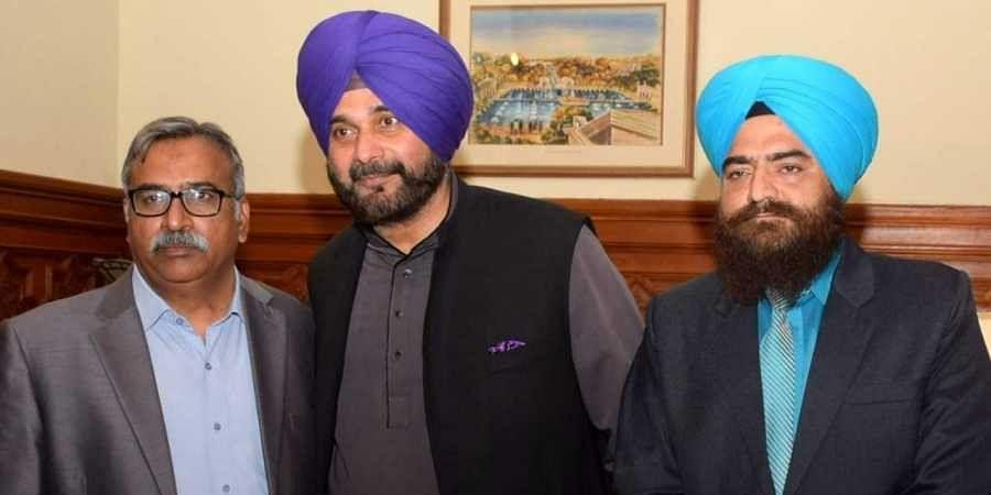 Khalistani leader Gopal Chawla posts snap with Punjab