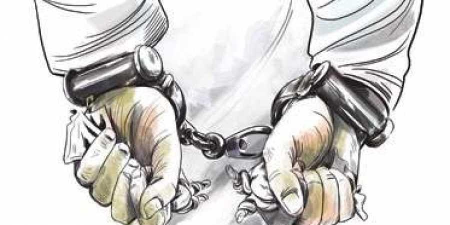 Enslave, Arrest