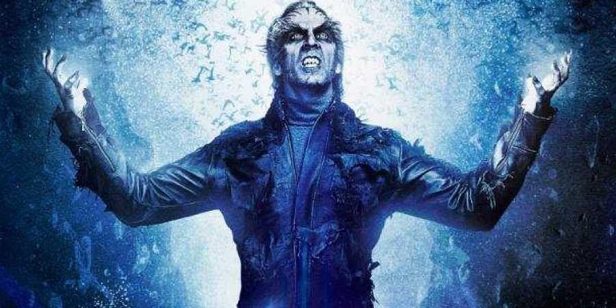 Akshay Kumar as the dark superhero in Shankar's '2.0'.