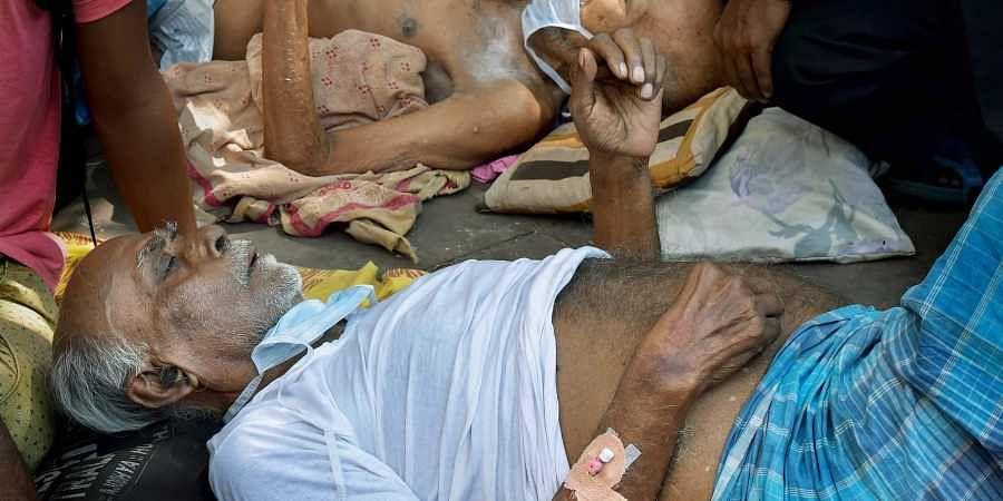 Calcutta Medical College and Hospital fire