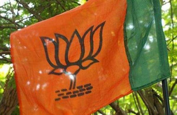 BJP flag used for representational purpose (File Photo | PTI)