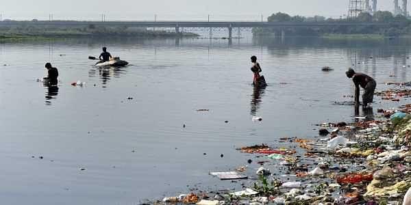 Yamuna River (File photo | PTI)