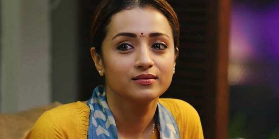 Trisha calls for a ban on TV premiere of 96 this Diwali- The New