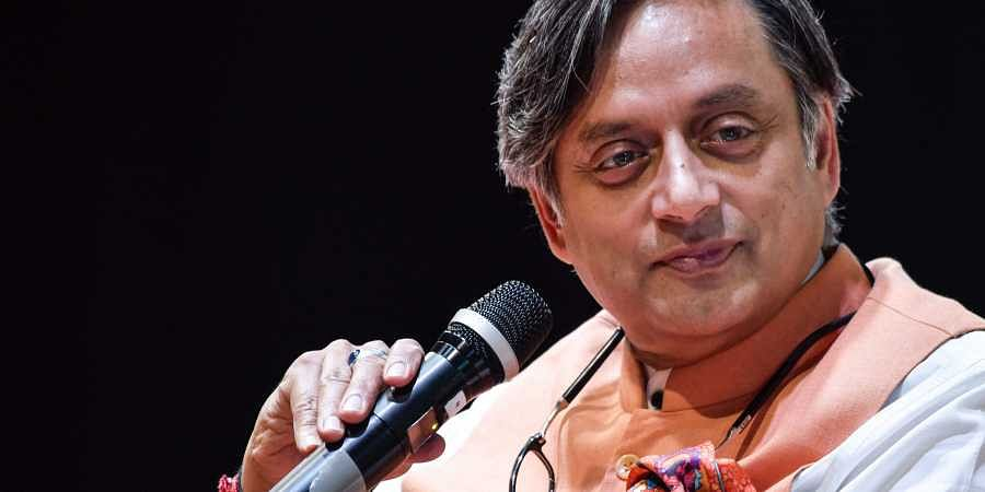 Shashi Tharoor Makes Spelling Mistake In Tweet Corrects It The New