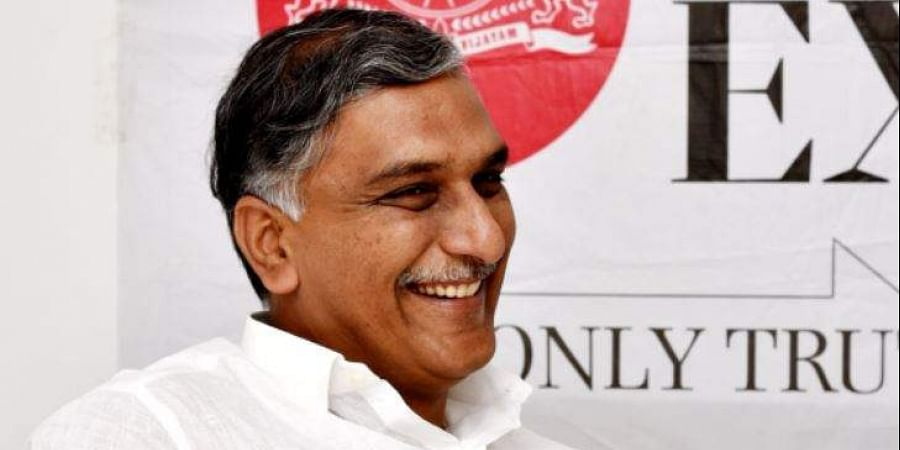 If TRS loses, T Harish Rao will form government with