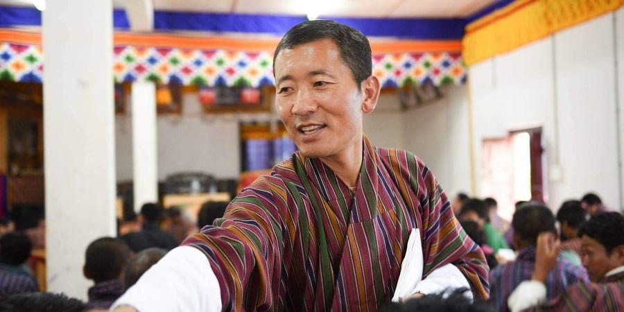 Dr Lotay Tshering
