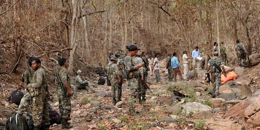 Naxals, Maoists, Jawan, Soldier