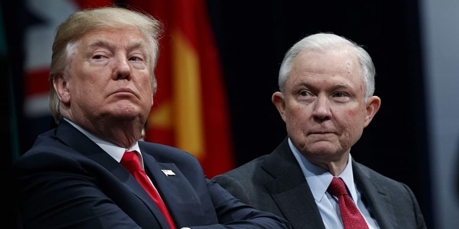 Attorneys General call for recusal of Sessions' replacement from Russian Federation  probe