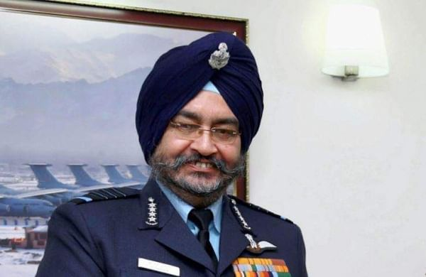 IAF chief BS Dhanoa 's domestic help commits suicide thumbnail