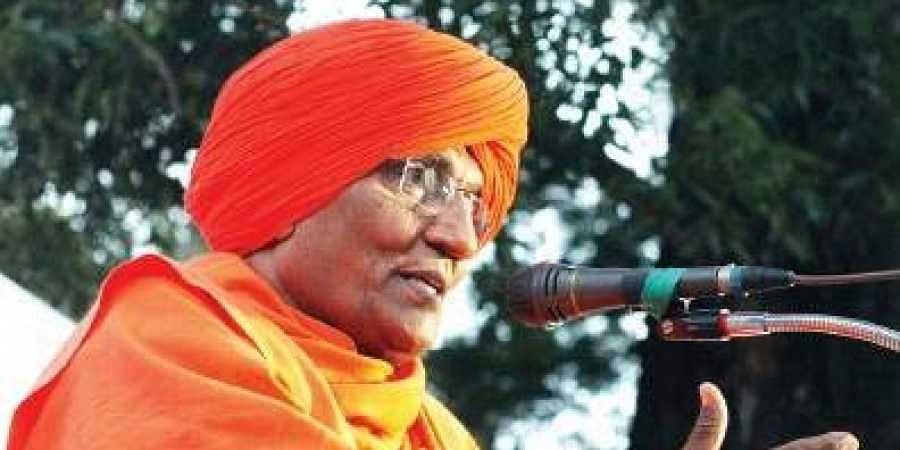 Swami Agnivesh. (File | EPS/Kaviyoor santhosh)