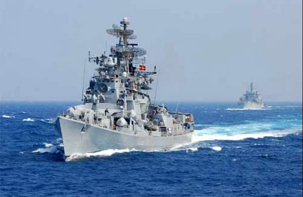Image used for representational purpose only (A warship belonging to the Eastern Fleet of the Indian Navy.| File / EPS)