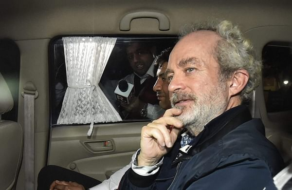 Chopper scam | Delhi Court allows CBI to interrogate Christian Michel in Tihar jail