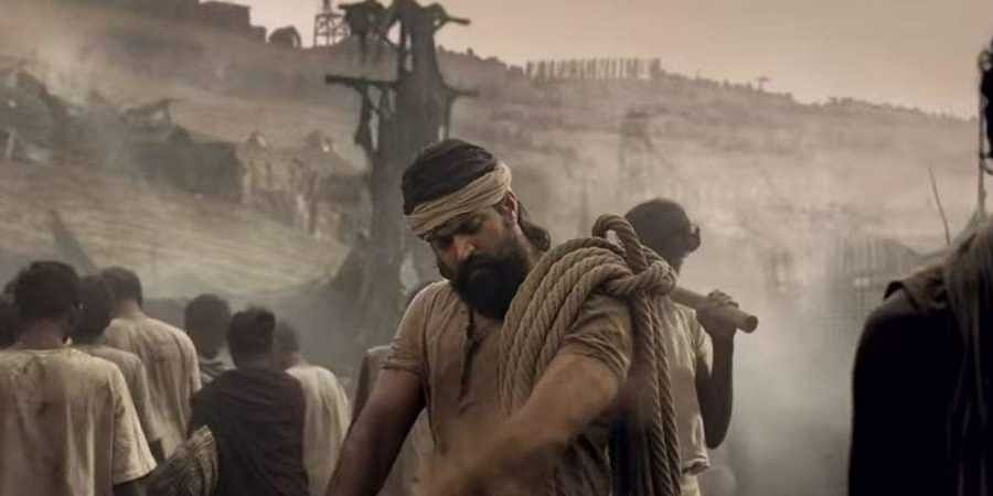 I shot every scene for 'KGF' with 40-kg camera on my