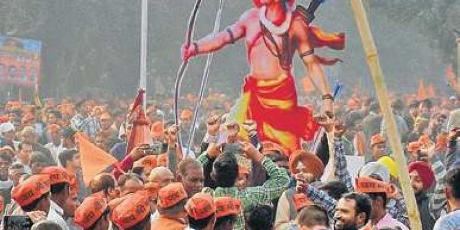 VHP to organise rally for Ram temple in Ayodhya on December 10
