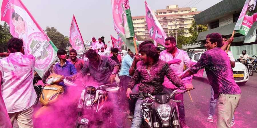Telangana election results LIVE UPDATES: KCR to enter Andhra