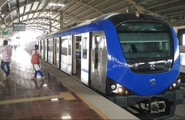 Chennai Metro (File photo)
