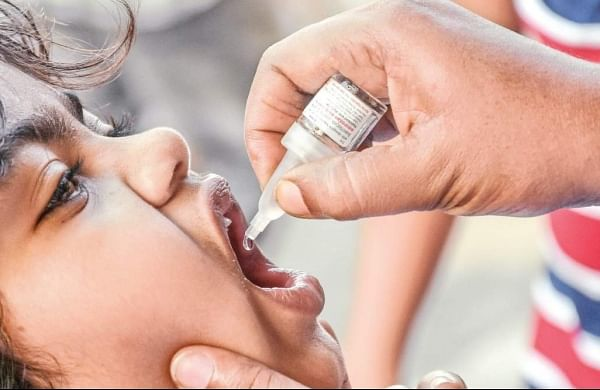 Samples of oral polio vaccine found adulterated: MoS Health - The New Indian Express