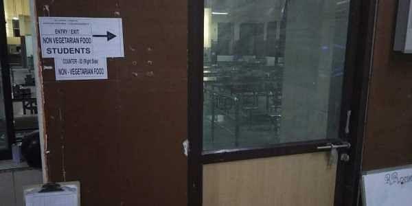 IIT Madras mess