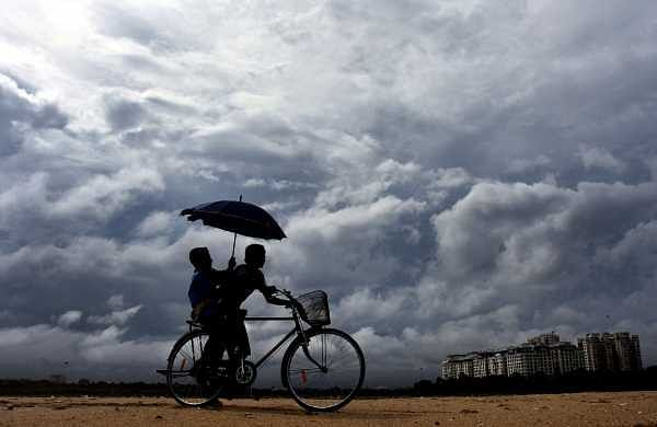The probability of Phethai making landfall in AP is higher. (Photo | EPS/Ashwin Prasath)