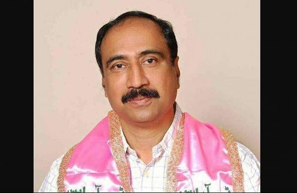 Dr M Sanjay Kumar who was elected from Jagtial. (Photo | Facebook)