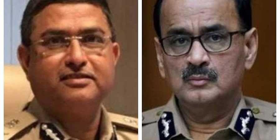 CBI special director Rakesh Asthana (Left) and CBI chief Alok Verma (Right). | (File | Agencies)