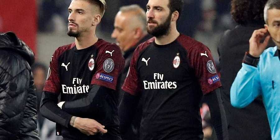 Milan avoid UEFA ban in FFP punishments