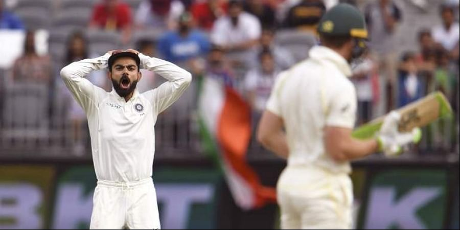 India vs Australia: Virat Kohli, Tim Paine get physical
