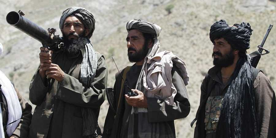 Taliban leaders met Iranian officials in Tehran on Sunday