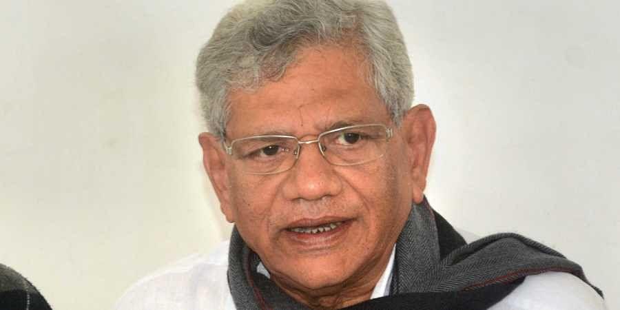 CPI(M) general secretary Sitaram Yechury (File | PTI)