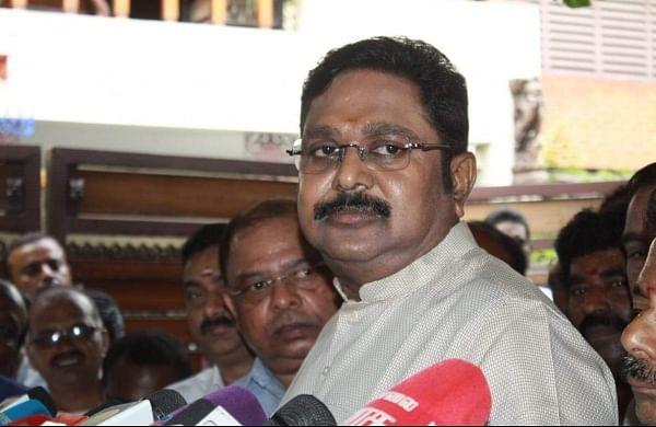 AIADMK leader TTV Dhinakaran (File | EPS)