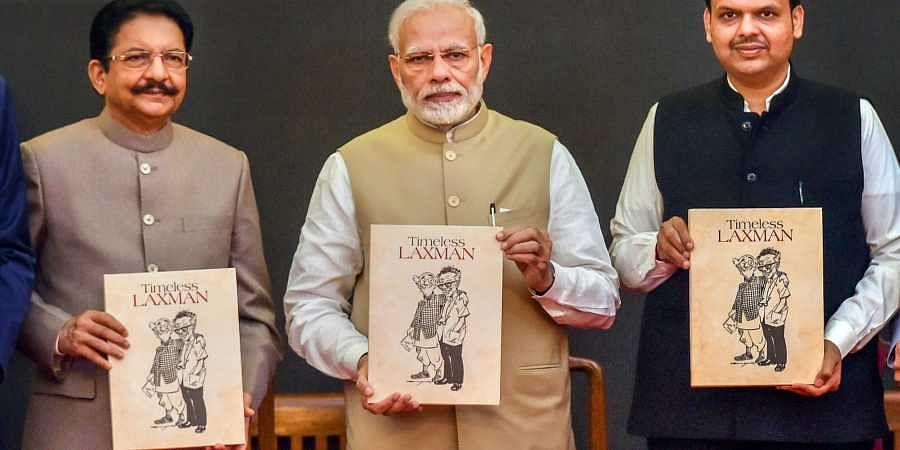 PM Modi, Fadnavis