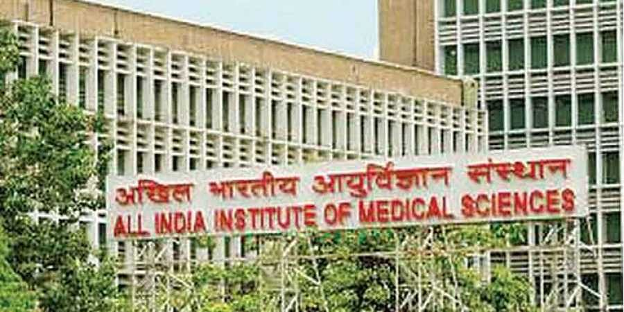 Image of AIIMS used for representational purpose only. (File Photo | EPS/Biswanath Swain)