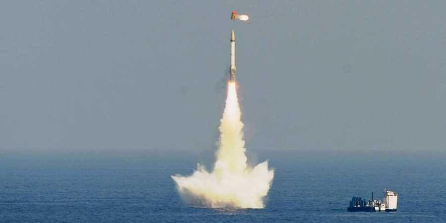 Submarine, ballistic missile, DRDO