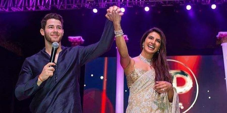 Priyanka Chopra, Nick Jonas tie the knot in Jodhpur