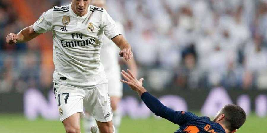 La Liga  Real Madrid back to winning ways under Santiago Solari ... 5825489db