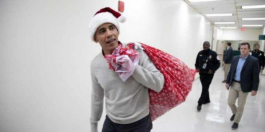Barrack Obama, Former US President,