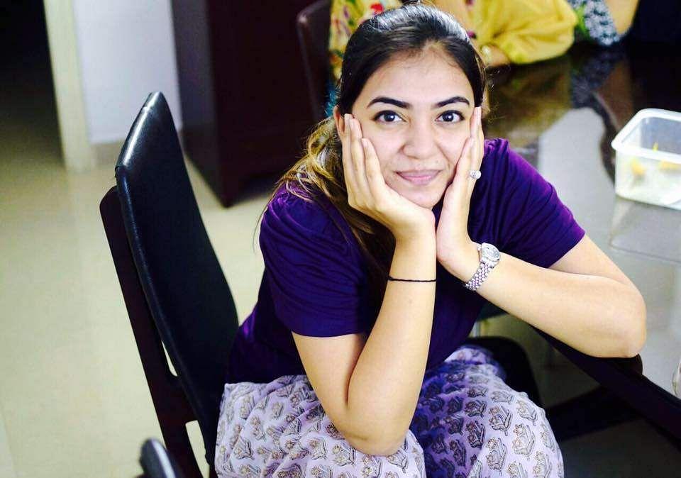 Something nazriya nazim actress something is