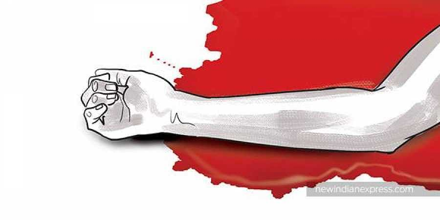 Gangster out on bail hacked to death in Bengaluru- The New