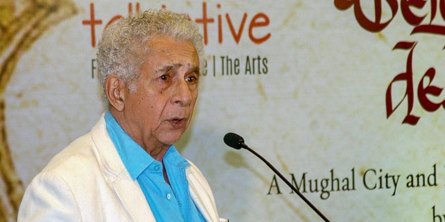 Naseeruddin Shah forced to skip Ajmer lit fest