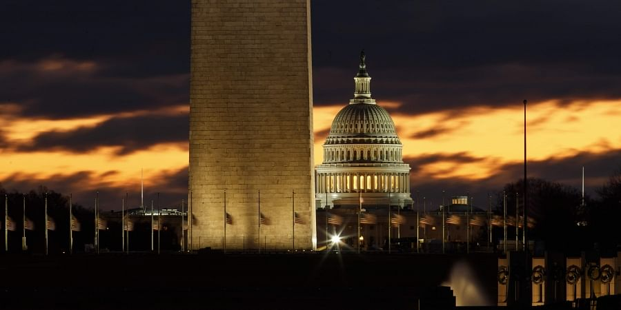 What happens in a partial government shutdown?